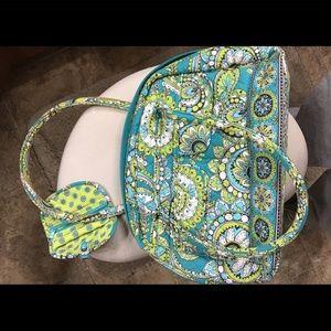 Vera Bradley Lola Mini Bowler Handbag